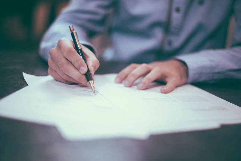 requisitos poder notarial