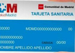 numero seguridad social en tarjeta sanitaria